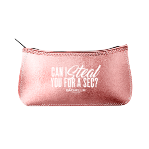 Steal You Metallic Pouch